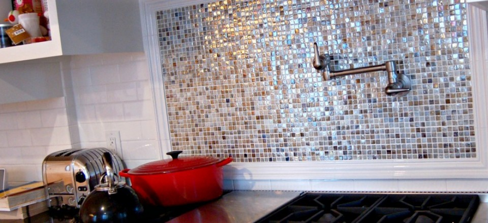 Tiling and Backsplash